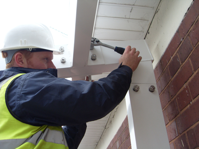Our experienced team will ensure your installation is completed to a high and safe standard