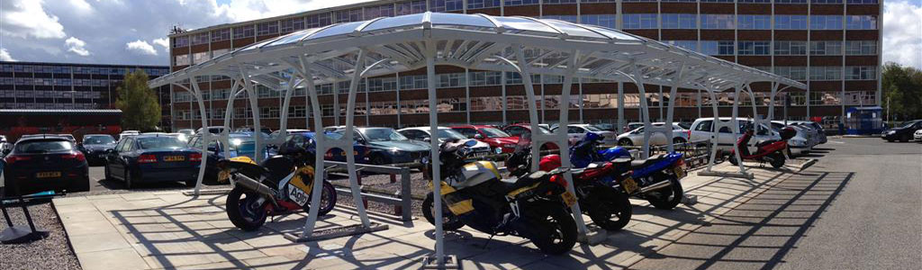 Motorcycle & Cycle Shelters