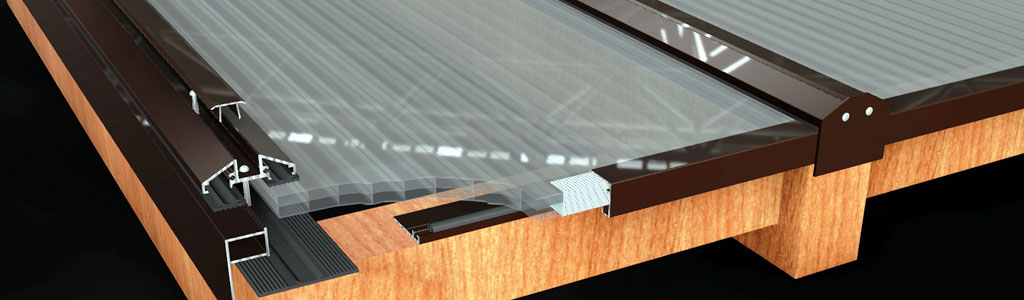 Rafter Glazing Bars