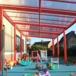 Lots of play space