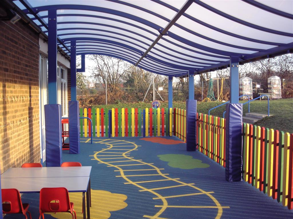 School Canopies Make Great Play Spaces Blog