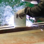 In-house aluminium welding at Twinfix
