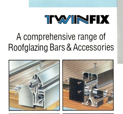 Do you remember our first advert for glazing bars?