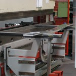 100T pressbrake, capable of handling lengths up to 4000mm
