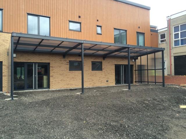 Oughtibridge Primary School, Canopy (Small)