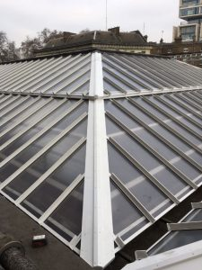Multi-Link-Panels fitted at 600mm centres