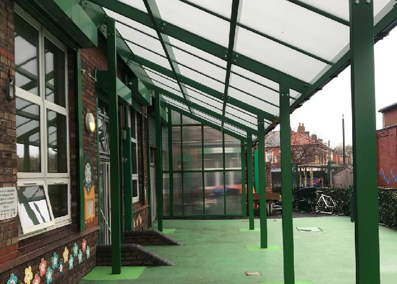 Case Study - St Annes Primary School, Liverpool