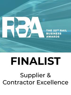 2020 Rail Business Awards