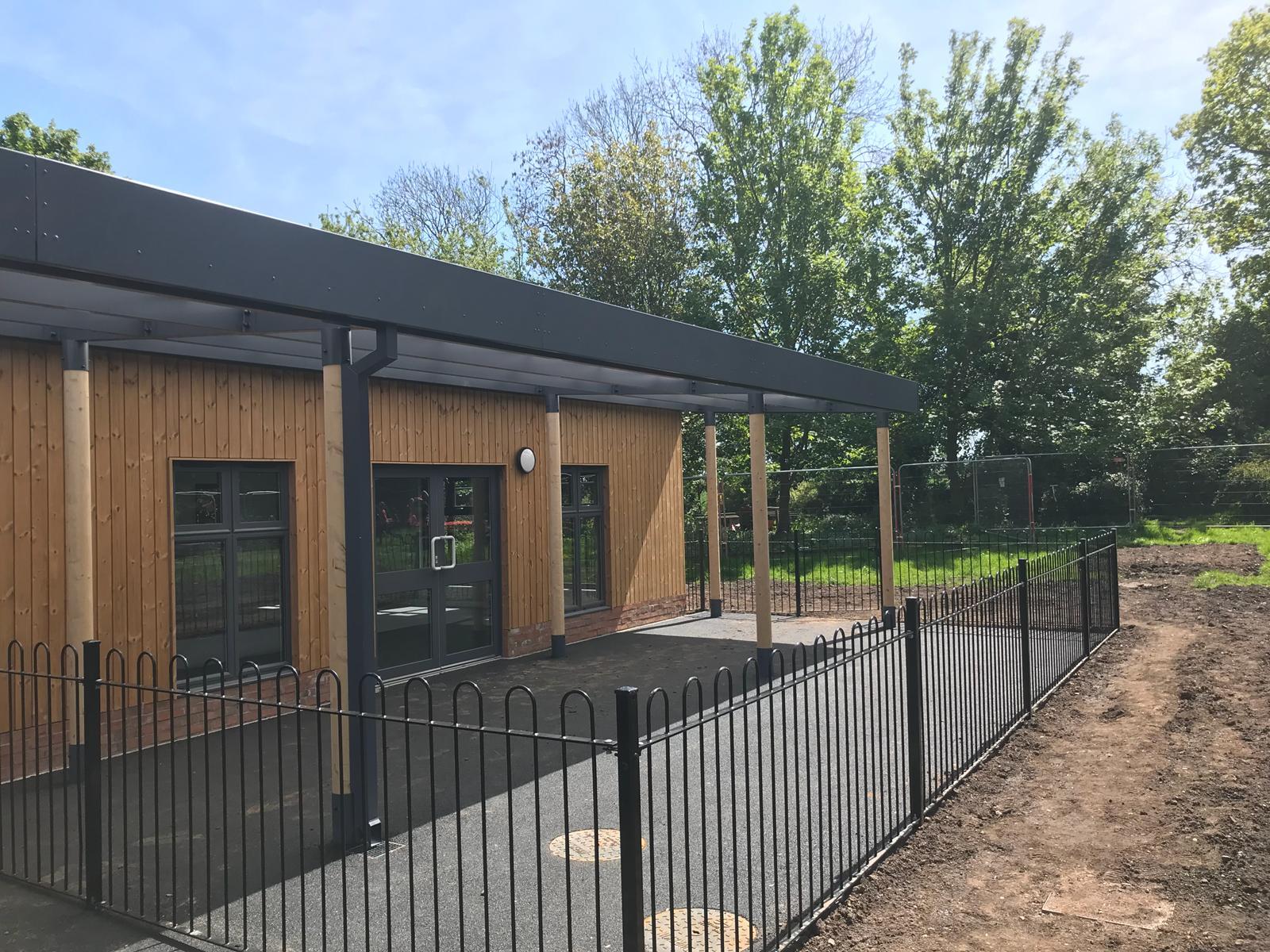 Case study - Sir John Moore's Primary School in Appleby Magna