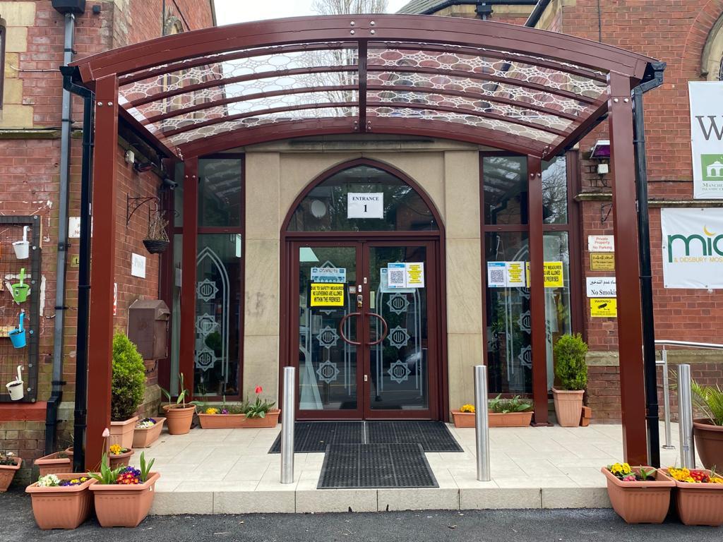 Manchester Islamic Centre - Area 1