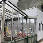 Pikefold primary - Vertical glazing 2